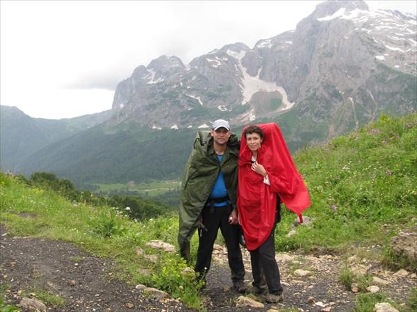 Фишт с Армянского перевала