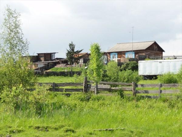 Дом Юшкевича Сергея Павловича, Чунояр.