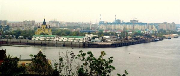 Стрелка (Ока и Волга)