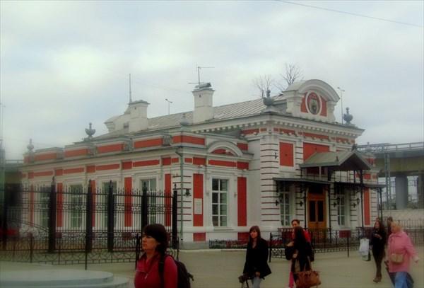 Царский павильон