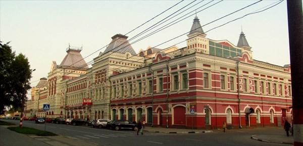 Главный ярмарочный дом Нижегородской ярмарки
