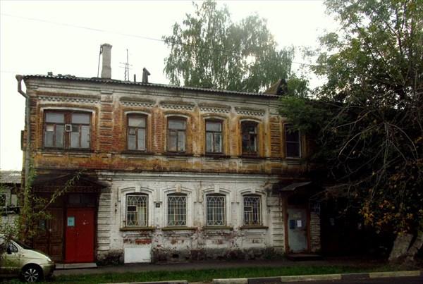 Дом Чеснокова