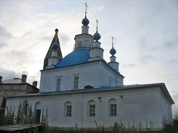 Иаково-Железноборовский монастырь