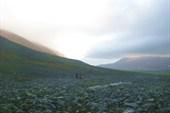 На перевале `Лагорта`