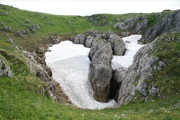Входной колодец шахты Абсолютная!!!