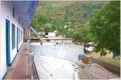 Отель в посёлке Гхат