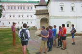 Экскурсия по территории кремля