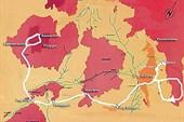 Общая Карта маршрута