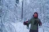 Суровые лыжники