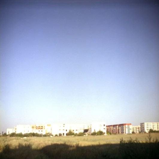 Аркалык. Брошенные кварталы