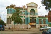 Дом-музей А. Курлиной