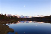 Озеро Чагакёль