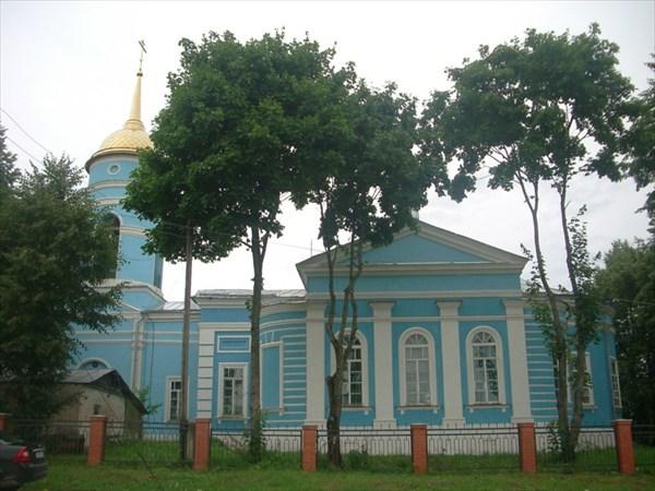 Церковь Казанской иконы Божьей Матер