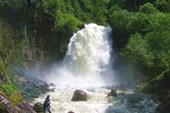 Водопад Кору
