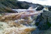 Водопад Черная Дыра