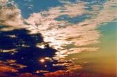 Закат, о. Сидоров