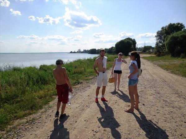 Озеро Неро Ростов Великий