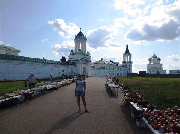 Спасо-Яковлевский монастырь осн. 1389