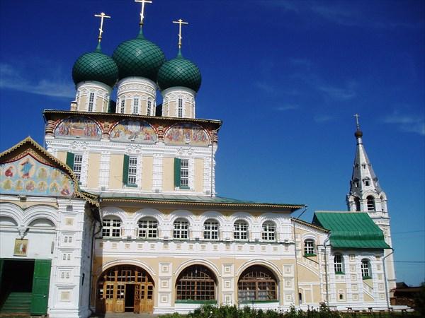 Воскресенский собор 1652—1687, Тутаев