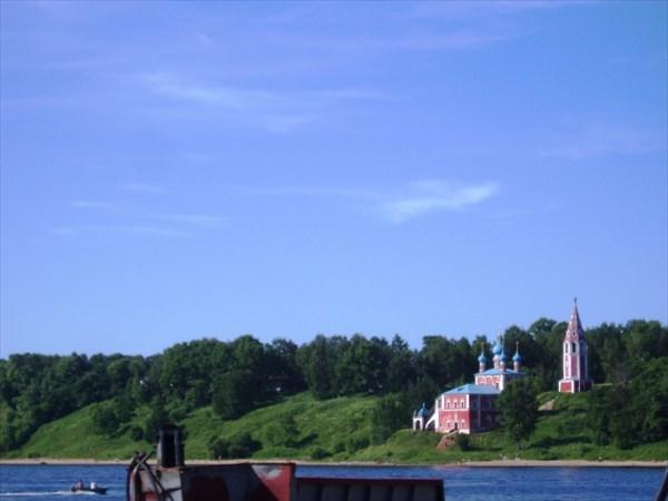 Казанская Преображенская церковь 1758, Тутаев