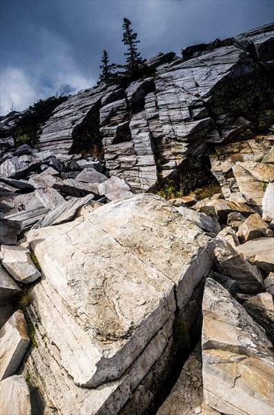 Каменные завалы 2