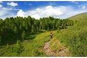 Верхняя конная тропа от перевала Кара-Тюрек до Кучерлинского