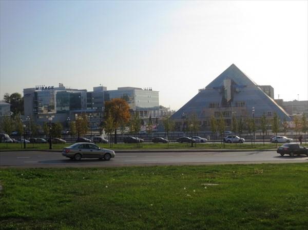 Развлекательный комплекс «Пирамида» (Казань)