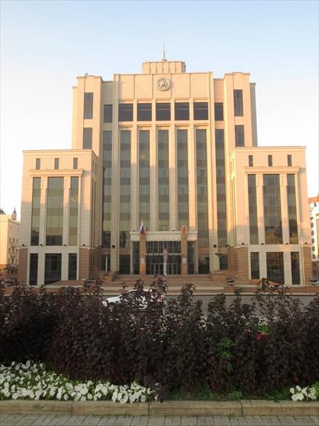 Административное здание Правительства Республики Татарстан