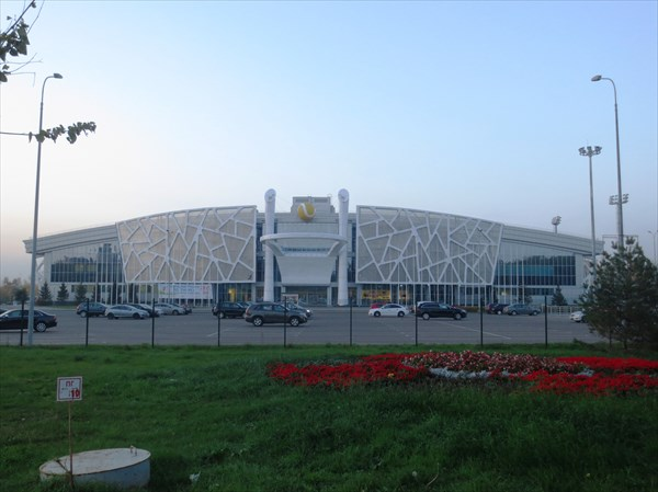 Казанская академия тенниса Tennis Bay Center (Казань)