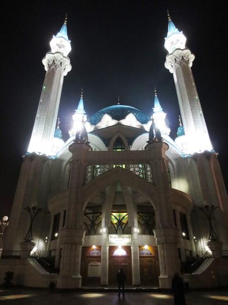 Мечеть Кул-Шариф (Казань) 2005