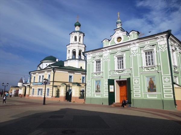 Николо-Низская церковь (Казань)