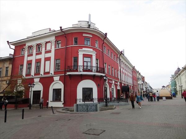 """""""Дом Шарова"""" построен в 1836-1838 гг."""