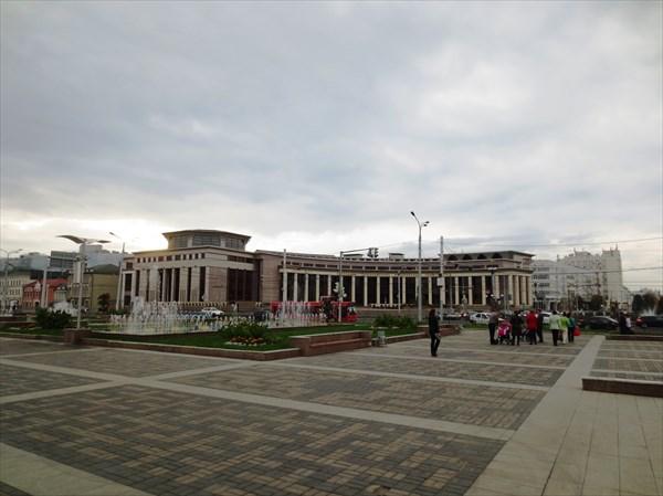 Казанский (Приволжский) Федеральный Университет (Казань)