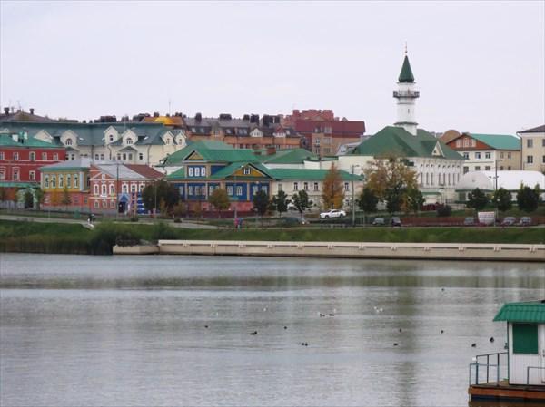 Старо-Татарская слобода, (Казань)