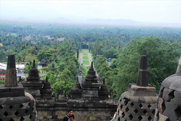 Ява, Индонезия, Борабудур