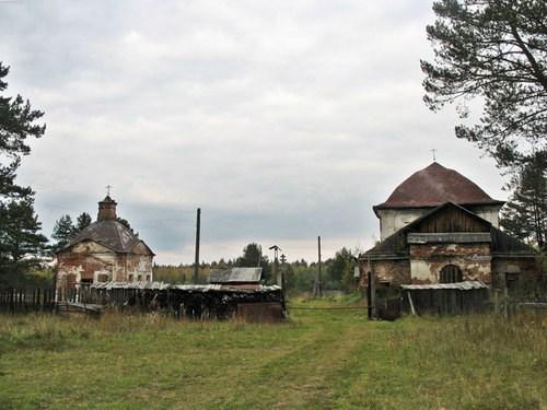 Николаевская и Богоявленская церкви