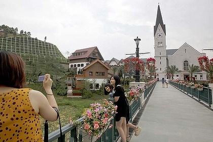 Austrian-Village-in-China
