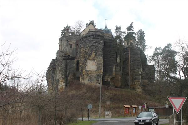 Замок Слоуп