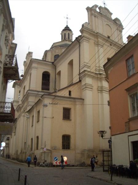 Костел Святого Духа