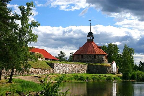 Крепость Корела (г.Приозерск)