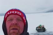 Ник Шестерин во льдах