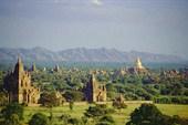 Древняя столица Мьянмы Паган