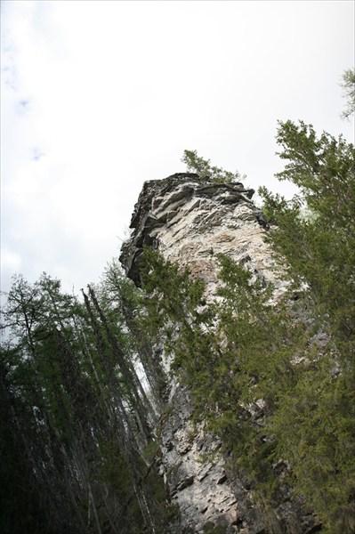 Скала Утюг