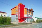 Цветовая гамма фасада