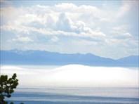 Как горы , стоят облака...