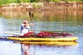 437 Помнит лодка причал, а весло помнит воду реки...