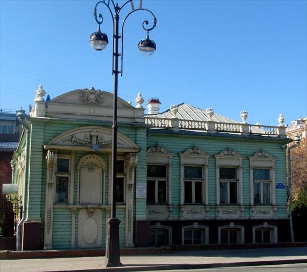 на фото: Дом-музей Колокольникова