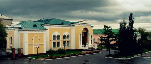 ЗАГС (бывший особняк Батюшкова, где жил Колчак)