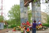 Ахтубинск. Мемориал на площади Победы