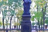 Знаменитый памятник Глинке